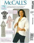 McCall's 7511 Misses' Jackets   Sewing Pattern