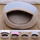 Pet Dog Cat Puppy Bed Cozy Warm Soft Plush Pet House Kennel M Size New