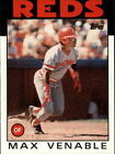 1986 Topps Baseball #251-500 - Finish Your Set - WE COMBINE S/H