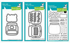 Lawn Fawn Stamps OR Die Set - How You Bean (Stamps OR Dies OR Shaker Add-on)