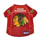 Chicago Blackhawks NHL Pet dog jersey shirt (all sizes) NEW $19.5 USD on eBay