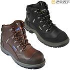 FORT SAFETY FOOTWEAR KNOX SAFETY BOOT STEEL TOE CAP 6 - 13 MENS WORKWEAR BOOTS