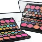 Full Color New Makeup Blusher Eyeshadow Palette Palette Beauty Eye Shadow K0E1
