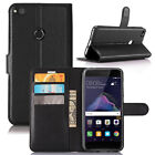 """5.2"""" Huawei Honor 8 Lite/P9 Lite 2017/P8 Lite 2017 Case Wallet PU Leather Cover"""