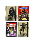 New Star Wars Premium A5 Notebook Darth Vader Yoda The Empire Official Moleskine