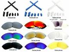 Galaxy Replacement Lenses For Oakley Half Jacket Sunglasses Multi-Color Polarize