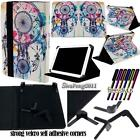"Universal Folio Stand Leather Cover Case For Various 8"" Models Tablet + STYLUS"