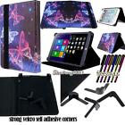 """Folio Stand Leather Cover Case For Various CHUWI 7"""" 8"""" 10.1"""" Tablets + STYLUS"""