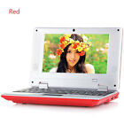 """7"""" Android Netbook Mini Notebook 4GB/8GB WIFI Laptop Camera Keyboard Quad Core"""