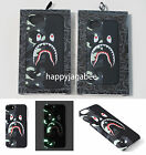* A BATHING APE CITY CAMO SHARK iPhone 7 / 7 Plus CASE 2 Types From Japan New