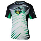 NRL Canberra Raiders 2017 Platinum T-Shirt  Sizes S - 5XL