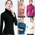 Fashion Women Loose Long Sleeve T-Shirt Top Cotton Pullover Jumper Casual Blouse