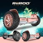 RiiRoo 2 Wheel Bluetooth Off Road Hoverboard Self Balancing Electric Scooter 9