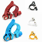 Bicycle Cycling Mountain Bike Quick Release Saddle Seat Post Clip Clamp 28.6mm