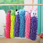 Microfibre Chenille Cartoon Bathroom Kitchen Office Children Hand Drying Towel