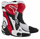 Alpinestars SMX Plus Adventure Motorbike Motorcycle Sports Track Boots Enduro