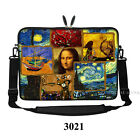 Laptop Notebook Computer Sleeve Bag with Shoulder Strap 10 inch to 17.3 inch