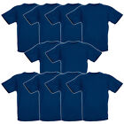 Fruit of the Loom Kids Valueweight T-Shirt  92-164 10er Pack Navy 61033