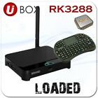 SHOWBOX 16 Javis  SPMC RK3288 Quad Core Android SPORTS HD TV Box +RII I8