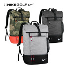 Nike Golf Sport Backpack Boston Bag 3 Color Black Silver Camo Color Authentic