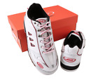 Vainer Kangaroo Leather Premium Bowling Shoes White Color Shoes - Authentic