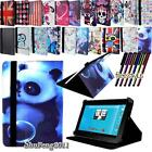 supersonic love - Universal Folio Stand Leather Cover Case For Various 7