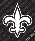 New Orleans Saints vinyl decal sticker car truck nfl football $8.99 USD on eBay