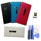 For Nokia N9 Housing Battery Back Cover Case+USB Cover+SIM Card Holder Tray New