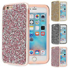 Sparkling Bling Glitter Crystal Diamond Hard Soft Case Cover For iPhone 7/7 Plus