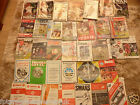 Swansea City  Home Programmes 1964/65 to 2007/08  Select from list