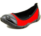 Corky's Women's Coco Ballet Flat (Red)