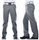 adidas ClimaLite Tech Mens Golfing Pants - Dark Grey