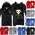 Hot New Watch the vanguard men's hooded jacket sweater hip-hop skateboard Coat