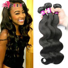 Brazilian Virgin Hair Body Wave 3 Bundles Human Hair Extensions Weave Weft 300g