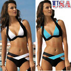Women's Sexy Bikini Bandage Push Up Padded Swimwear Swimsuit Beachwear