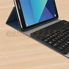 Bluetooth Keyboard Case Cover For Samsung Galaxy Tab S3 9.7 inch SM-T820/T825