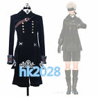 Hot Game NieR:Automata YoRHa No.9 Type 9S Cosplay Costume Custom Made