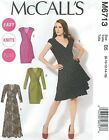 McCall's 6713 Misses' and Women's Dresses    Sewing Pattern