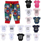 Newborn Baby Boys Girls Romper Jumpsuit Bodysuit Sunsuit Clothes Outfits 16
