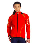Asics Women's TIL Jacket-Flame Red