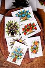 Floral Greeting Cards from El Salvador Fair Trade & Handmade Greeting Card, New
