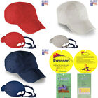 Atlantis USA Caps SAIL Sports cap 100% cotton canvas with Rayosan and Cooldry