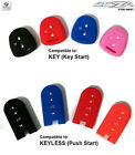 Perodua Bezza & All-New MYVI Silicone Remote Car Key Cover Case