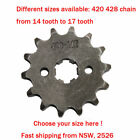 420 428 Chain Front Engine Sprocket 14T-16T For Dirt Trail Bike ATV Motorcycle