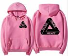 new Hot sell paragraph PACACE Triangle Hooded sweatshirts coat hoodie Sportswear