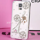 Luxury Bling Crystal Diamond Rhinestone Soft Clear back Case Cover For Phones 24