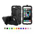 Iphone 6 Plus Case Cover Shockproof Military Heavy Duty Rubber Kickstand