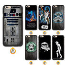 Star Wars R2D2 Darth Vader Case For Apple iPhone 7 6 5 Samsung Galaxy S8 S7 S6 $6.26 CAD