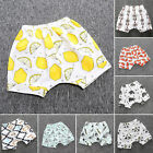 Baby Children Girls Boys Cute Summer Bottom Pants Shorts Mini Trousers 0-36Month