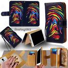 Leather Flip Card Wallet Stand Cover Case For Various Ulefone Model SmartPhones